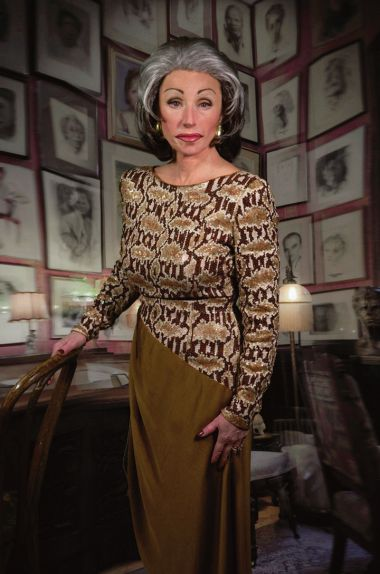 Cindy Sherman, Untitled #474, 2008. ©2011 CINDY SHERMAN/MUSEUM OF MODERN ART, NEW YORK, ACQUIRED THROUGH THE GENEROSITY OF AN ANONYMOUS DONOR, MICHAEL LYNNE, CHARLES HEILBRONN, AND THE CAROL AND DAVID APPEL FAMILY FUND