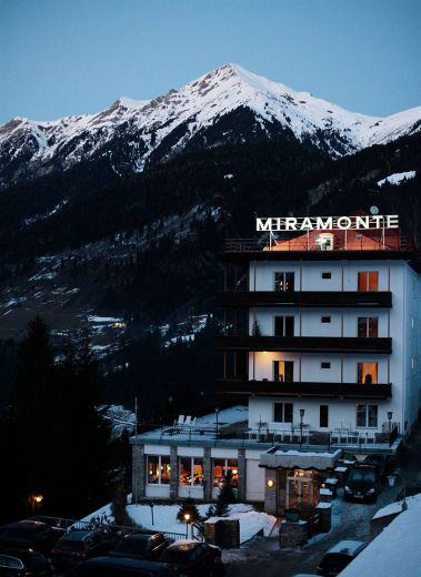Miramonte Design Hotel in Bad Gastein, Austria, Member of White Line Hotels