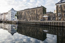 Kunsthal Charlottenborg, Copenhagen, historic, must-see, palace, Denmark, art, contemporary, gallery