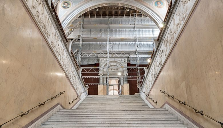 Nationalmuseum Stockholm reopens after complete rennovations, 2018