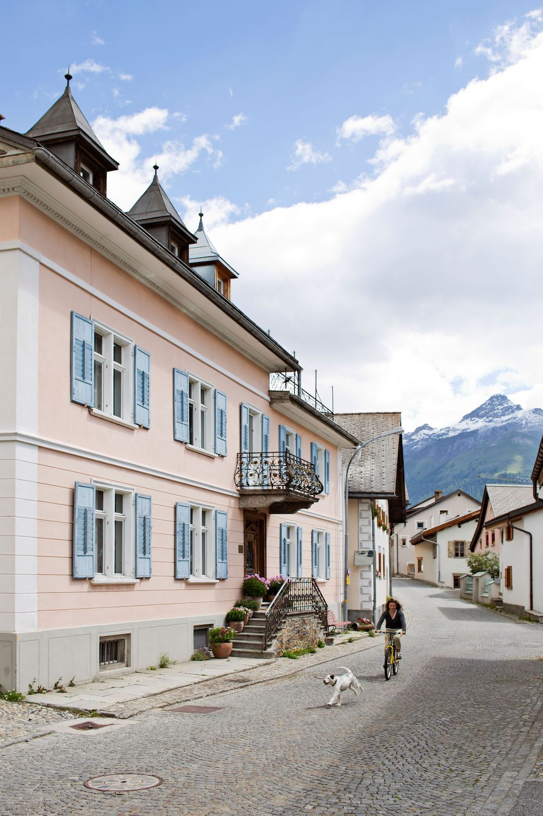 Villa Flor Engadin  - boutique townhouse
