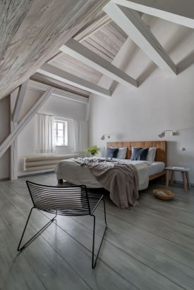 Mezi Plutky Boutique Hotel in the Carpathian Mountain range of Beskydy offers cool design accommodation in the Moravian-Silesian region of the Czech Republic