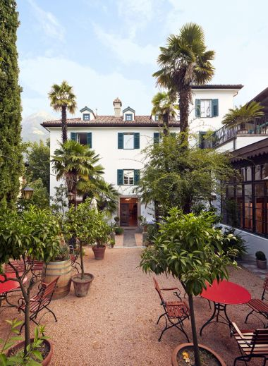 Ottmanngut, Merano, South Tyrol, Italy, hotel, boutique