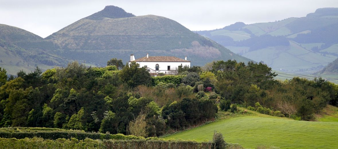 Pico do Refúgio design hotel in São Miguel, Azores, rural, retreat, nature