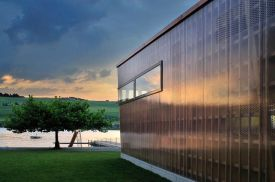 architecture, design, Lake, Lucerne, luxury, Swiss, GKS Architekten + Partner AG