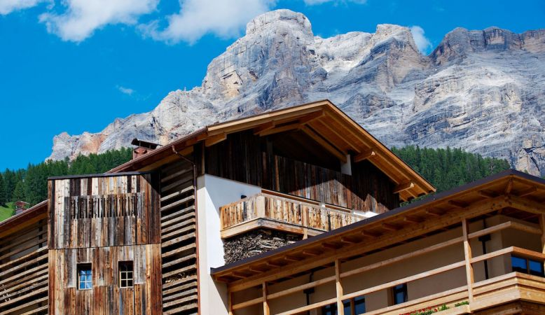 Lagació, Hotel, eco, design, luxury, spa, Dolomites, boutique, Alpine, South Tyrol