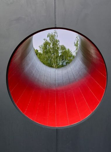 Singular Body Preparing for Monadic Singularity by Anish Kapoor