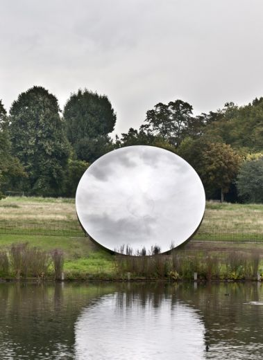 Anish Kapoor at Serralves Museum © Marco Introini