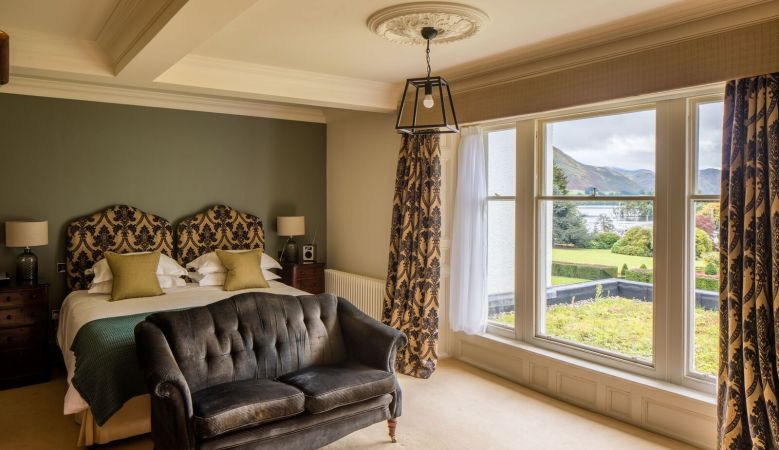 The Lake Hotel, Ullswater - Superior Bedroom by Another Place photo @ Luke Hayes