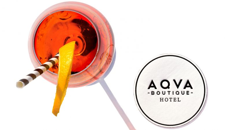 Aqva Boutique Hotel in Sirmione, Lake Garda, Italy
