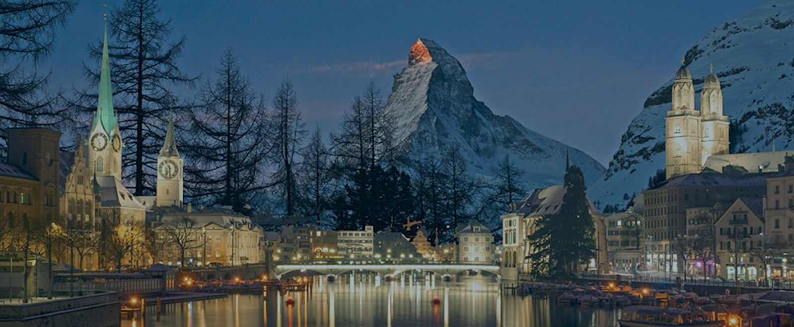 Zurich combines with Zermatt for the ultimate ski resort this winter, Matterhorn in Zurich, Zurmatt