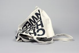 Copenhagen Fashion Week, a photo of the tote bag, Denmark, design