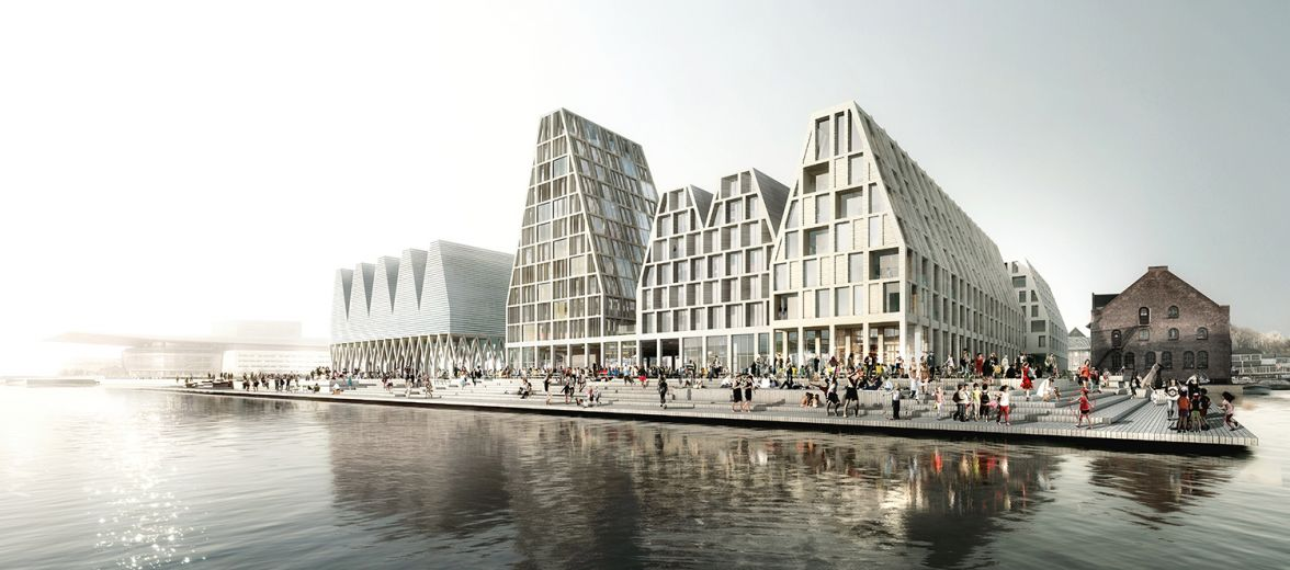 Papirøen, or Paper Island Copenhagen (next to the Opera) is the newest culture-art space, a must see visit in the harbour of Copenhagen, Denmark. Copenhagen Contemporary have taken over the space, expect artistic installations, street food and creative h