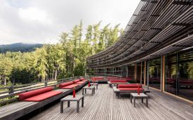 Environmentally Freindly Vilgilius Mountain Resort - An Earth Check Silver Awarded Eco Hotel in South Tyrol design by Matteo Thun