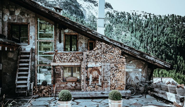 Chez Vrony, Zermatt, Switzerland