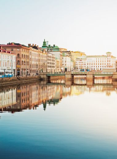 Gothenburg in Sweden, martime hub of fashion, foodies, culture and style