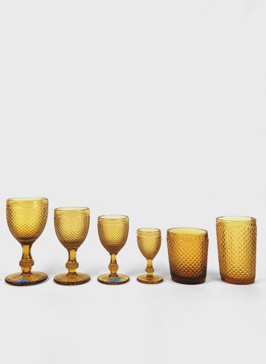 Yellow Glassware from Portugal | A Vida Portuguesa | Hand Crafted Portuguese Products | The Aficionados