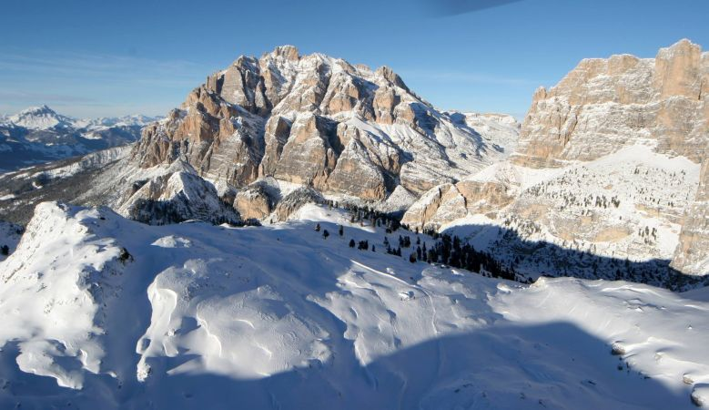 Fabulous Alta Badia with the Dolomites as backdrop - Ski in South Tyrol