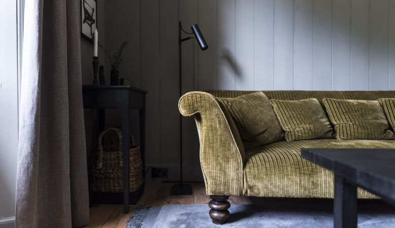 Kinloch Boutique Guesthouse & Lodge in Sutherland - modern scandi interiors of the new rental in the Scottish Highlands
