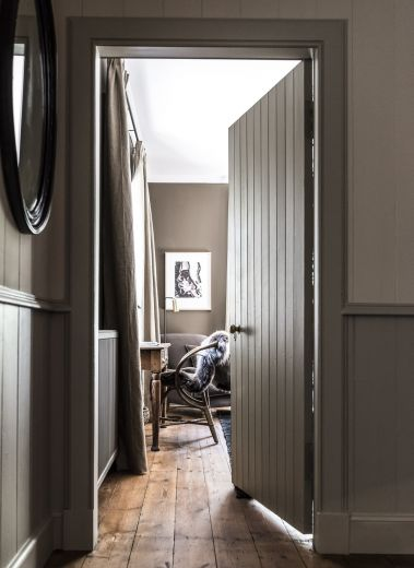 Kinloch Boutique Guesthouse & Lodge in Sutherland - modern scandi interiors in the Scottish Highlands