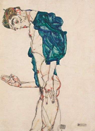 Egon Schiele - Pathways to a Collection - Artist Vienna