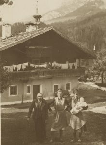 400-year History of the hotel & spa, Forsthofgut in Leogang Austria.