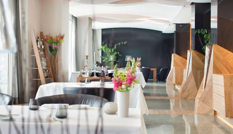 restaurant FOCUS at Park Hotel Vitznau, Lake Lucerne, Switzerland