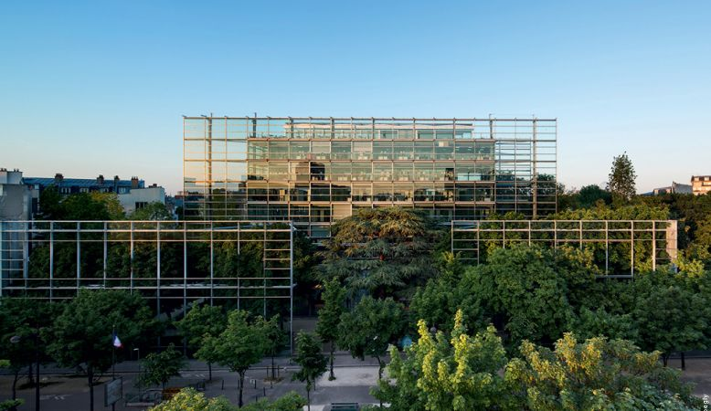 Fondation Cartier pour l'Art Contemporain, Paris design guide