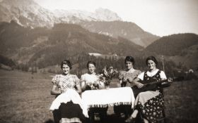400 year History of the hotel & spa, Forsthofgut in Leogang Austria.
