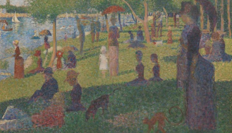 Georges Seurat | 'Public Parks, Private Garden: Paris to Provence'The Met, New York