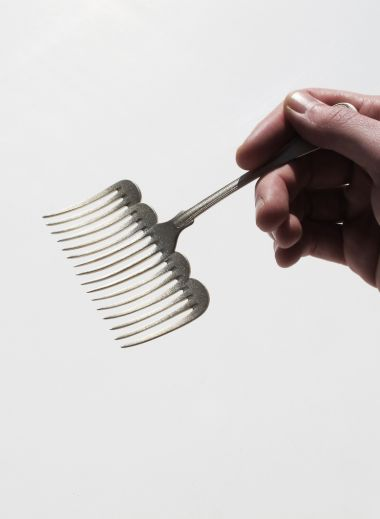 Quintuple Fork by Maki Okamoto for Steinbeisser now available on jouwstore.com