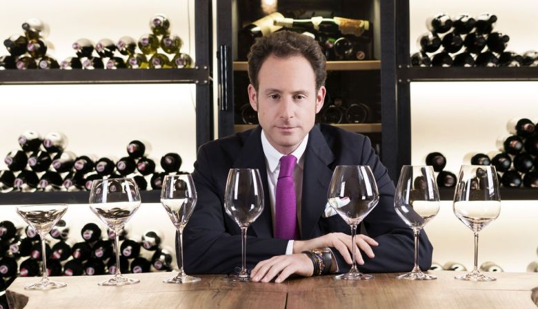Georg J. Riedel is at the head of Riedel Glas Austria