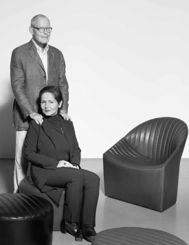 Ulrike Wittmann and Heinz Hofer-Wittmann | Wittmann Furniture Austria