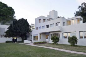 Villa Noailles, South of France, architecture, France, modernism, modernist, art, festival, gallery, museum