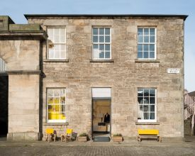 Custom Lane Leith - Edinburgh's Creative Hub of Design in Scotland by GRAS Architects