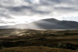 Scotland, Highlands, hotels, travel, Sutherland, Scottish, mountain, glen, landscape