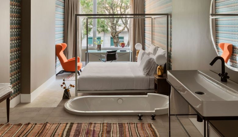 Luxury VIP Accommodation | Rooms & Suites, Casa Fortunato Lisbon, Portugal, White Line Hotels