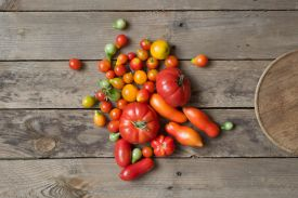 Tomatoes - natural foods - featured in the Vienna Foodie Guide by White Line Hotels