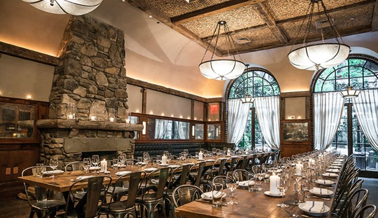 Greenwich, hotel, design, New York, architecture, Locanda Verde, restaurant
