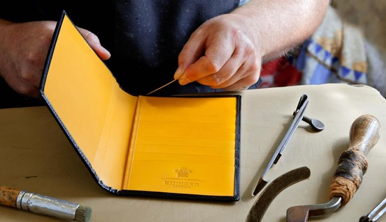 Ettinger | Leather Products London | The Aficionados