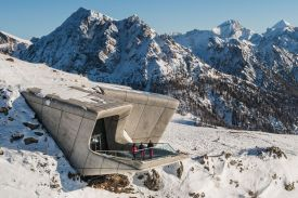 Messner, Mountain, Museum, Kronplatz, mountaineering, South Tyrol, architecture, Zaha Hadid