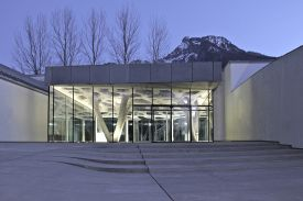 Salzburg Building Academy, a contemporary feat in architecture and design