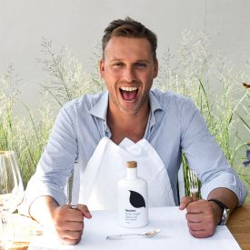 Bart Jan Manten, founder of NEOLEA | Extra Virgin Olive Oil & Salt From Greece | The Aficionados