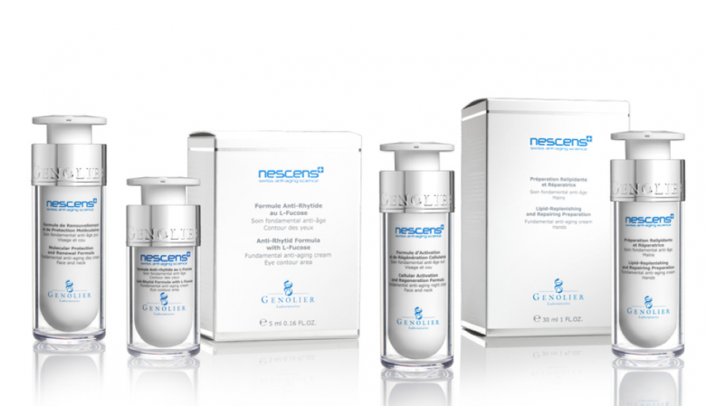 NESCENS Better Aging treatments, Swiss beauty treatments, science, spa at La Reserve Hotel & Spa Geneva, youth