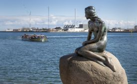 Copenhagen, Denmark, Little Mermaid, must-see, Edvard Eriksen
