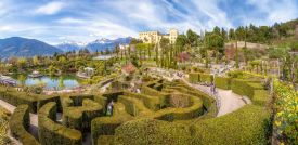 Trauttmansdorff Botanical Gardens Merano South Tyrol | The Aficionados