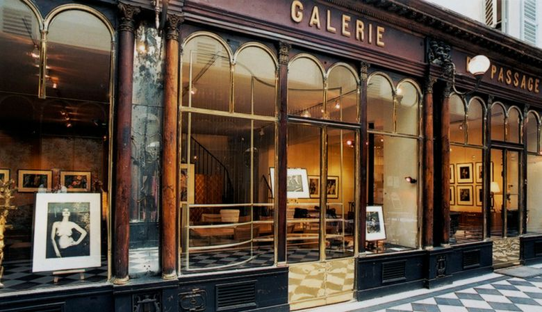 Galerie de Passage Paris, France - image by Vee Speers