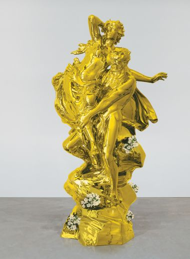 Jeff Koons: Rendering of Pluto and Proserpina, 2010–2013