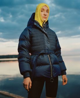 Ienki Ienki keeps Kyiv's trendsetters fashionably warm  | Padded outerwear | Ukraine