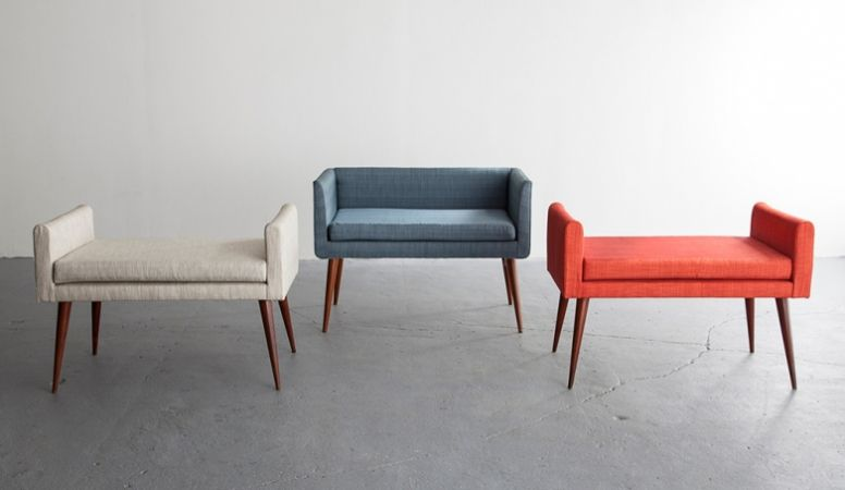 Designer furniture from R & Company in the design district of Tribeca, New York